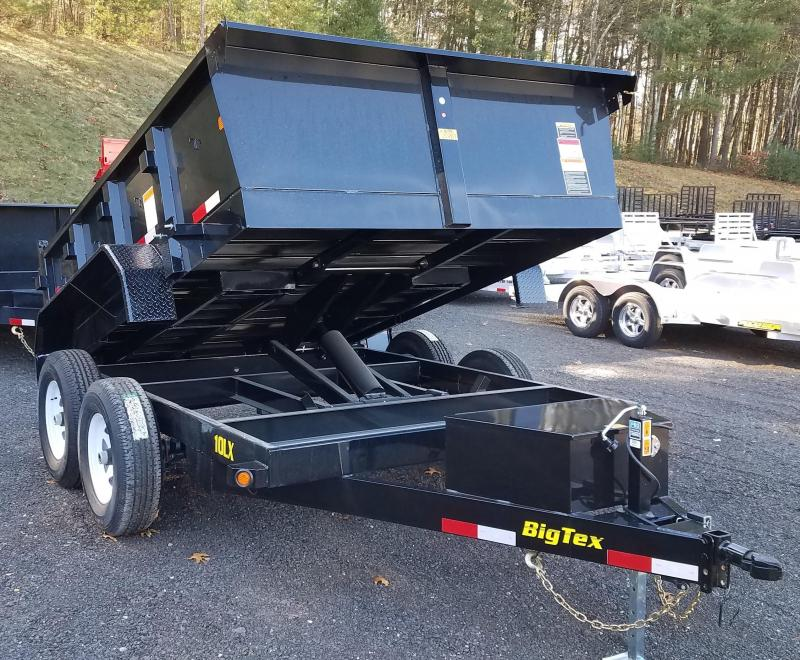 2018 Big Tex Trailers 10LX-10 Dump Trailer