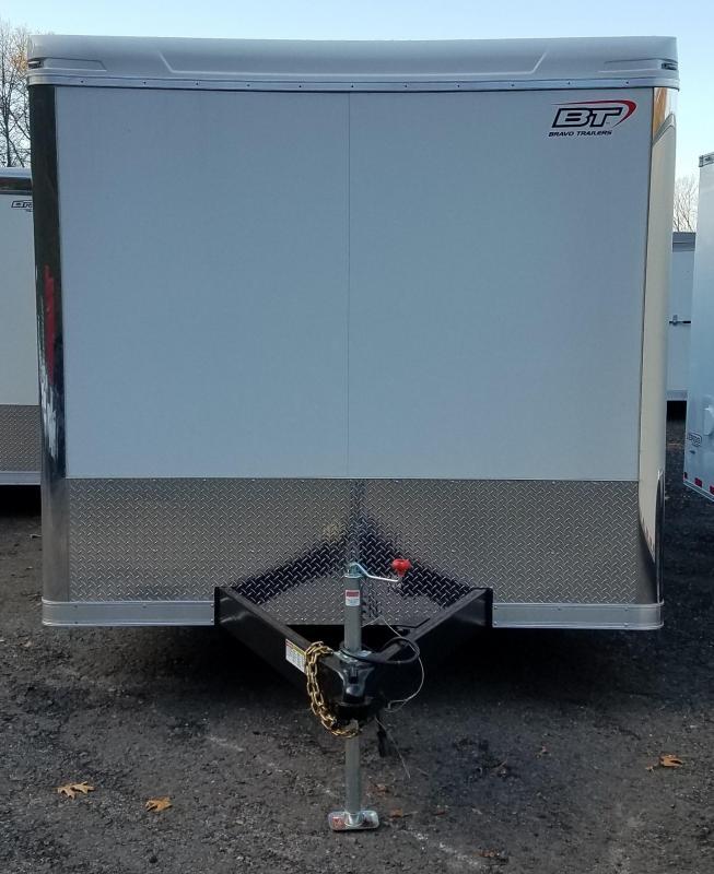 2018 Bravo Trailers ST8528TA4 Car / Racing Trailer