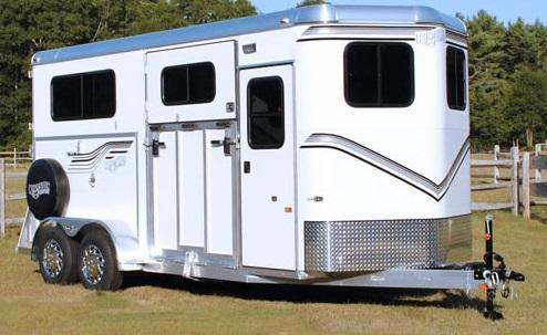 2018 Kingston Trailers Inc. Newport Horse Trailer
