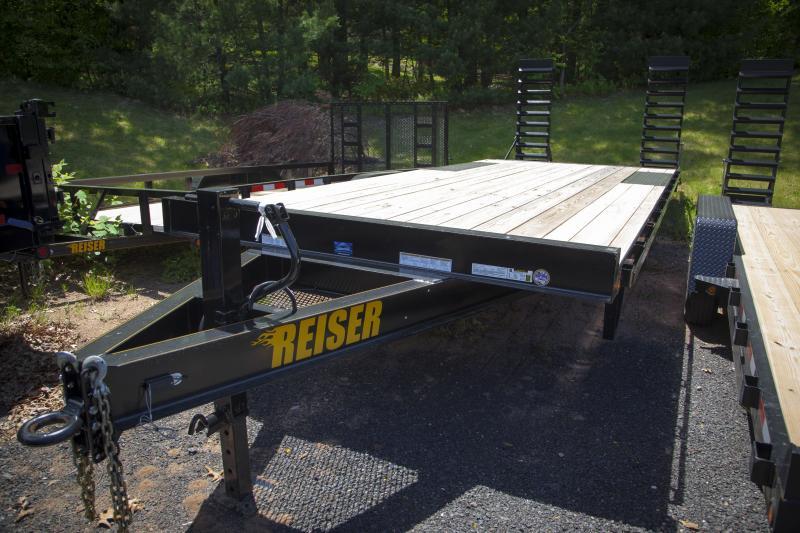 2018 Other Reiser DOBP2212K Equipment Trailer