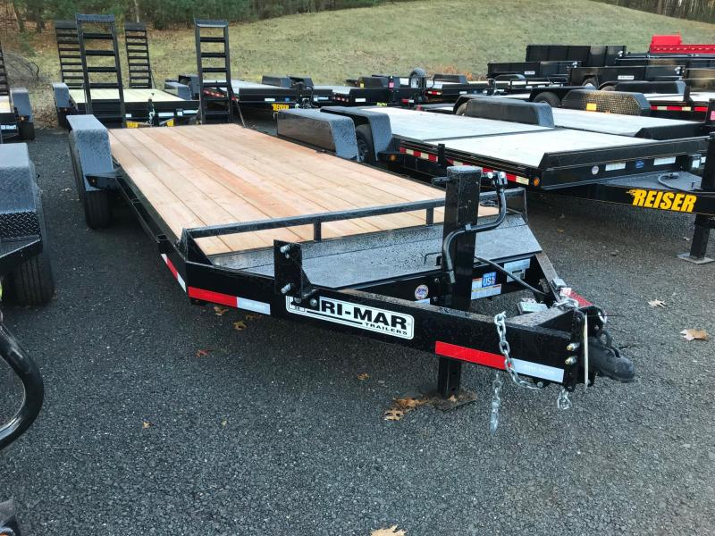 2018 B-Wise EH20-14HD Equipment Trailer