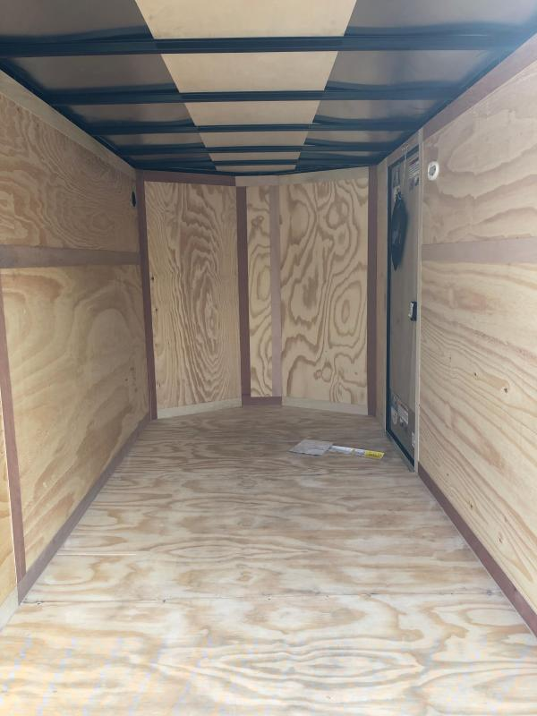 2019 Forest River 7x16TA Enclosed Cargo Trailer
