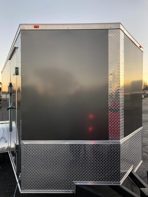 2019 Eagle Trailer 7x14TA Enclosed Cargo Trailer