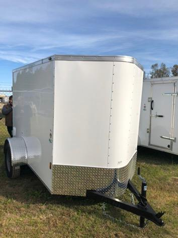 2019 Forest River 5x8SA Enclosed Cargo Trailer