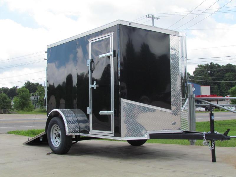 2019 Eagle Trailer 5x8 Enclosed Cargo Trailer in Ashburn, VA