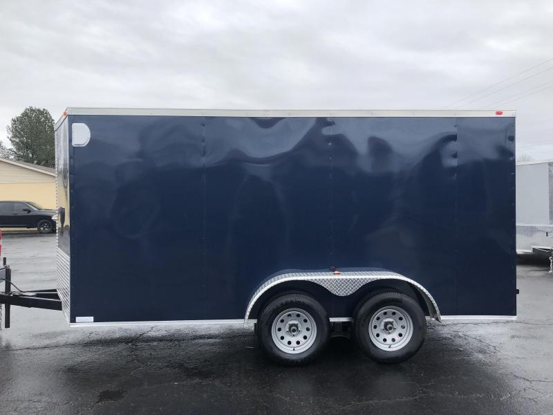 2019 Eagle Trailer 7x14TA2 Enclosed Cargo Trailer