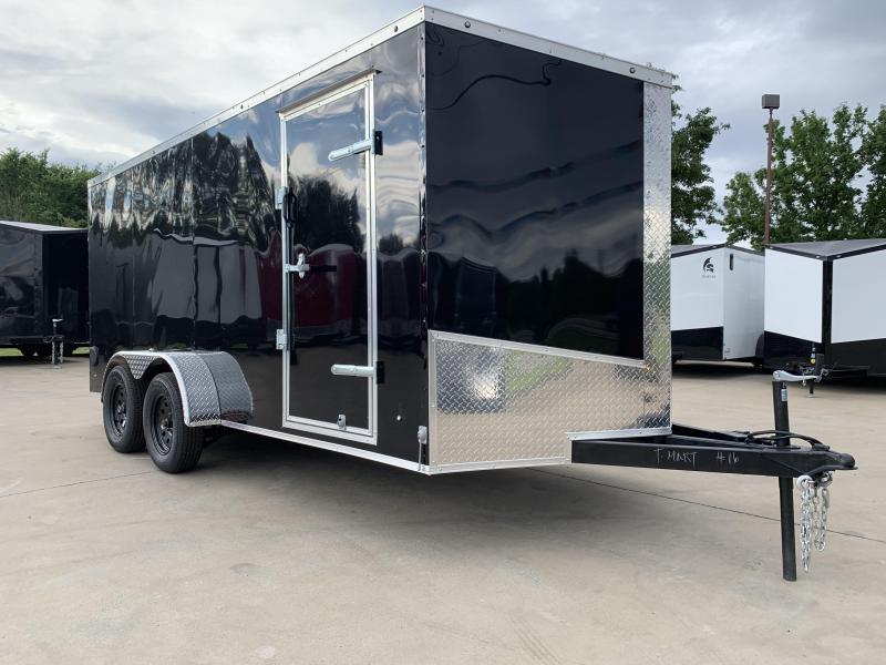 2019 Eagle Trailer 7x16TA Enclosed Cargo Trailer in Ashburn, VA