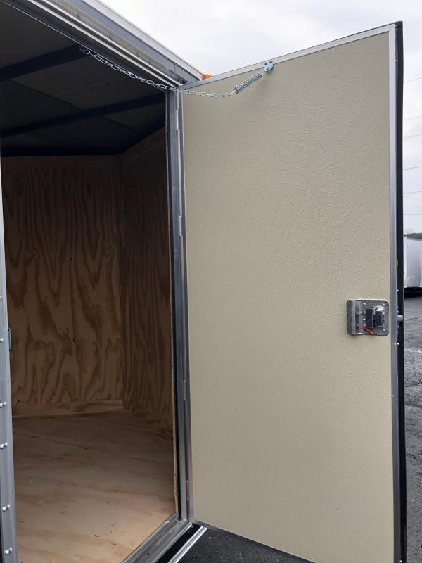 2019 Spartan Warrior 7x14TA Enclosed Cargo Trailer
