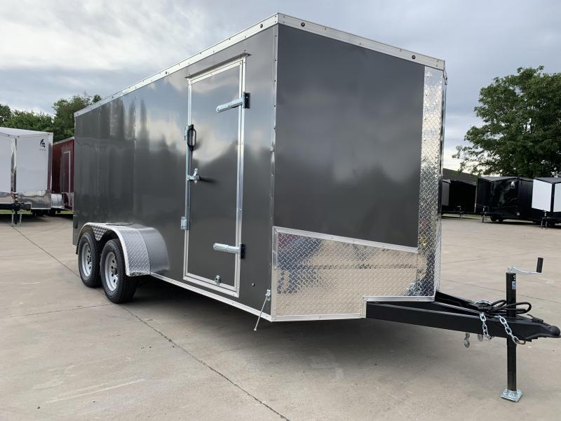 2019 Eagle Trailer 7x16TA2 Enclosed Cargo Trailer in Ashburn, VA