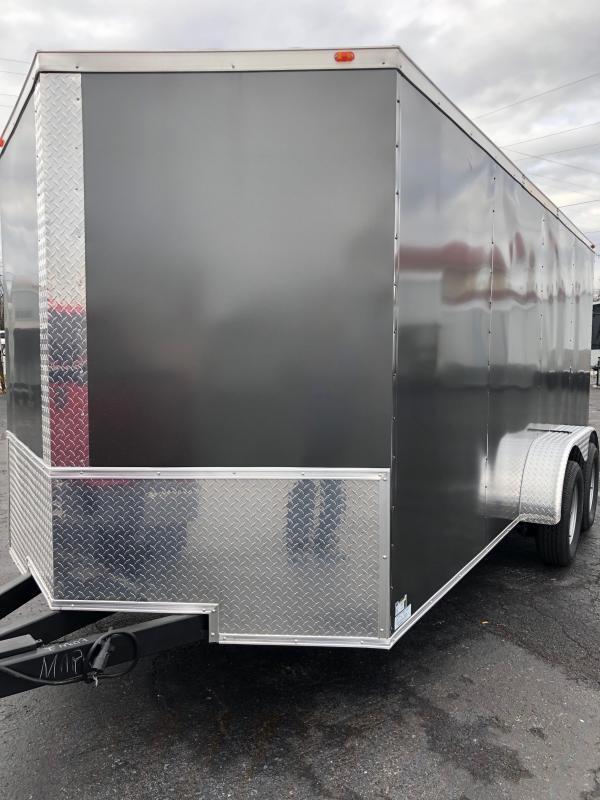 2019 Eagle Trailer 7x16TA2 Enclosed Cargo Trailer