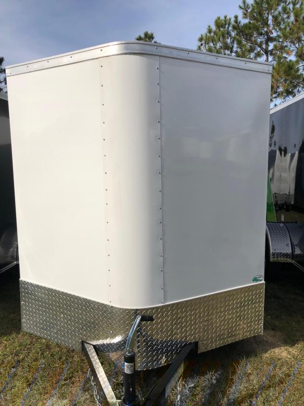 2019 Forest River 6x12 Enclosed Cargo Trailer