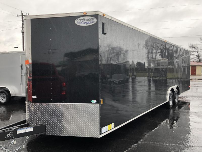 2019 Continental Cargo 8.50x28TA3 Car / Racing Trailer