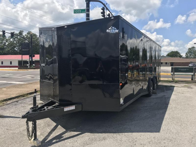 New Brown and Black for sale | 8x24 Trailers For Sale | Classifieds