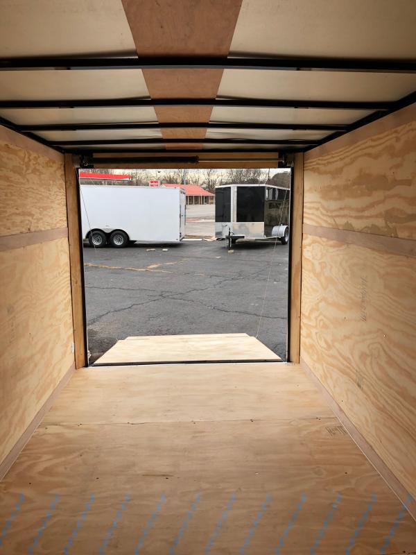 2019 Eagle Trailer 7x16TA Enclosed Cargo Trailer