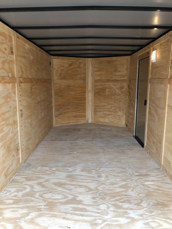 2019 Eagle Trailer 7x16TA Blackout Enclosed Cargo Trailer