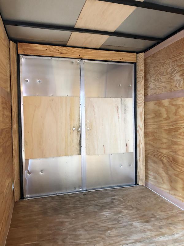 2019 Eagle Trailer 6x12SA Enclosed Cargo Trailer