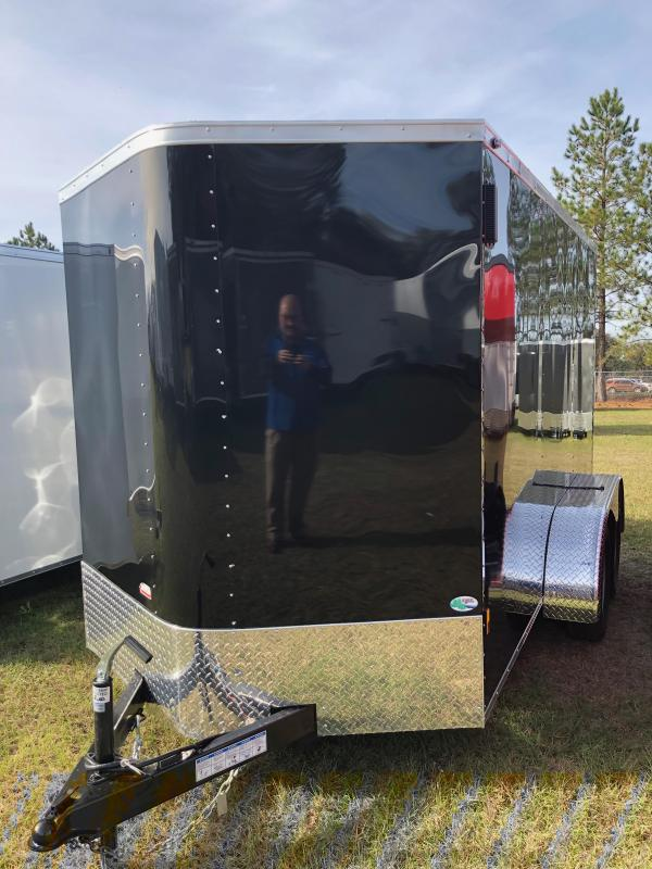 2019 Forest River 7x14TA Enclosed Cargo Trailer