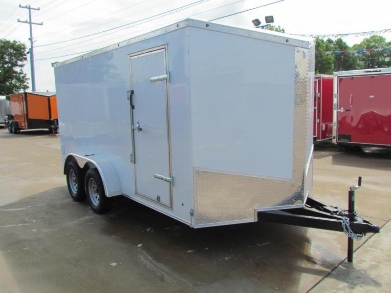 2019 Eagle Trailer 7x14TA Enclosed Cargo Trailer in Ashburn, VA