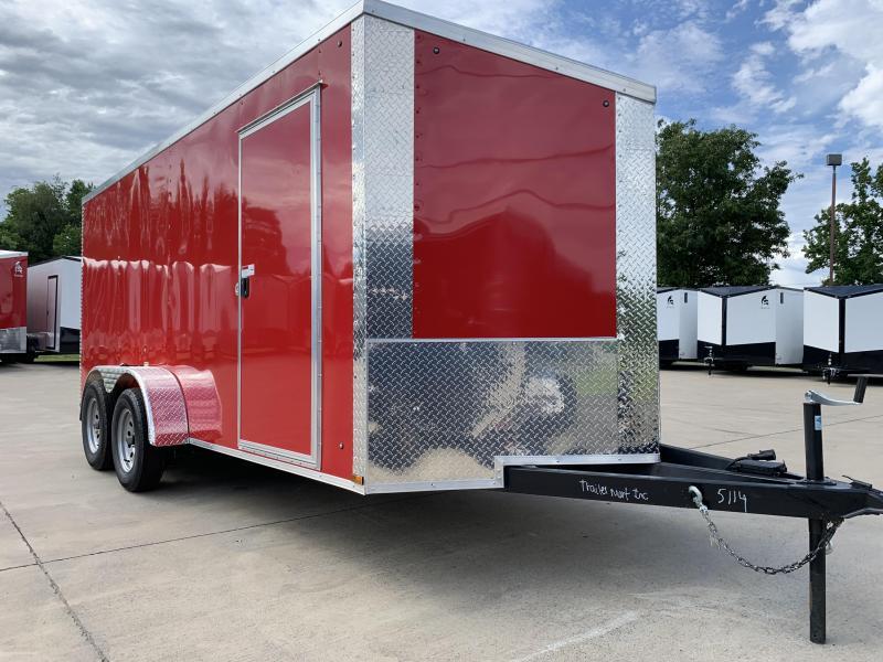 2019 ARI 7x16TA Enclosed Cargo Trailer in Ashburn, VA