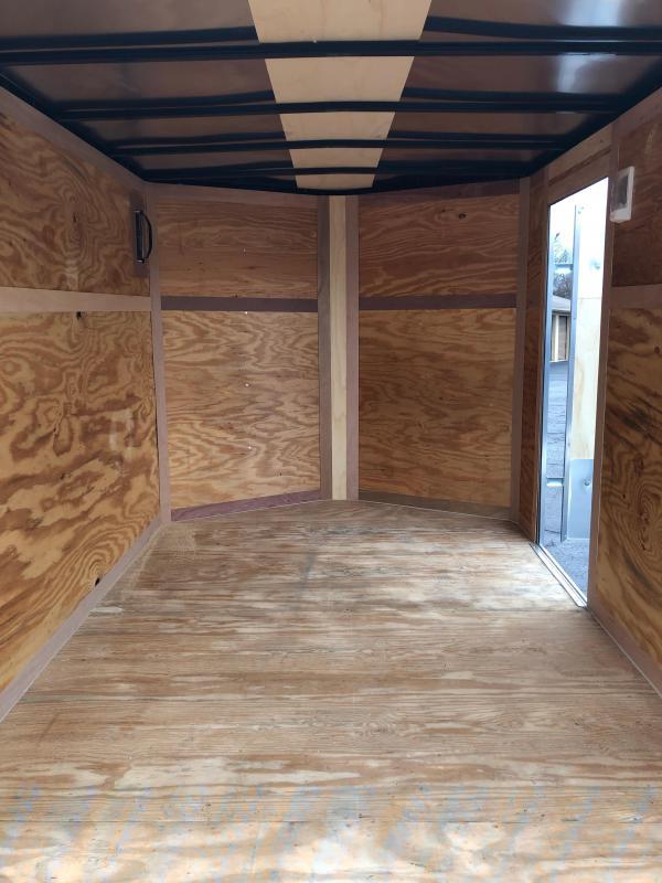 2019 Eagle Trailer 7x10SA Enclosed Cargo Trailer