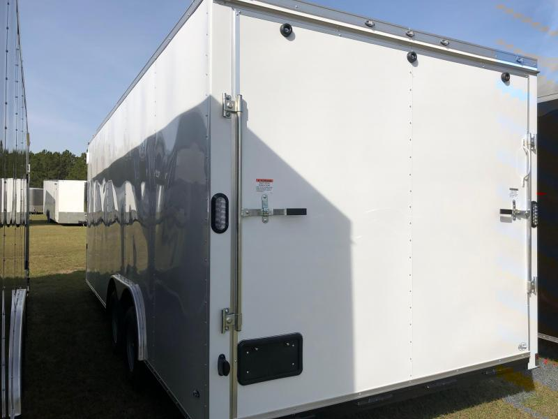 2019 Forest River 8.50x20TA2 Car / Racing Trailer