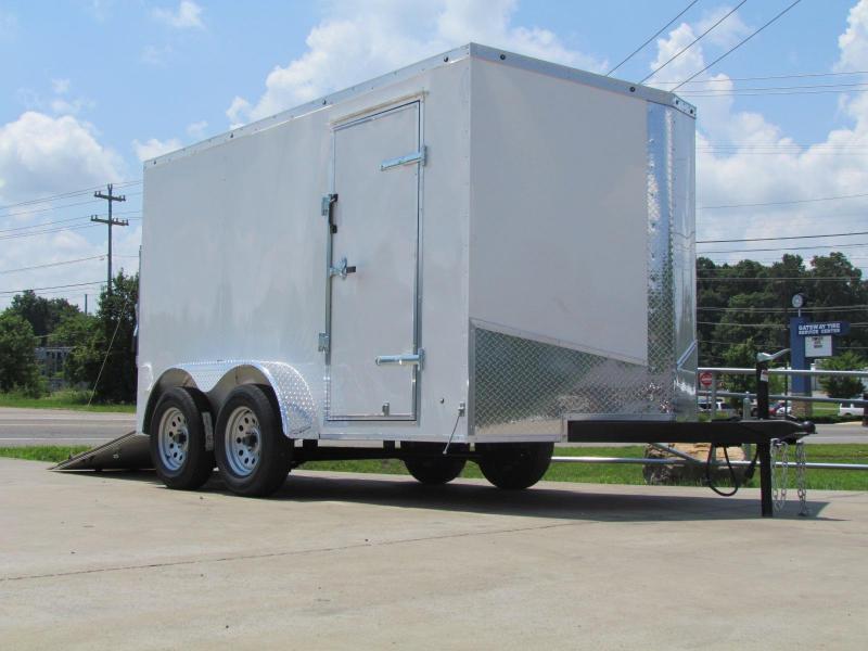 2019 Eagle Trailer 6x12TA Enclosed Cargo Trailer in Ashburn, VA