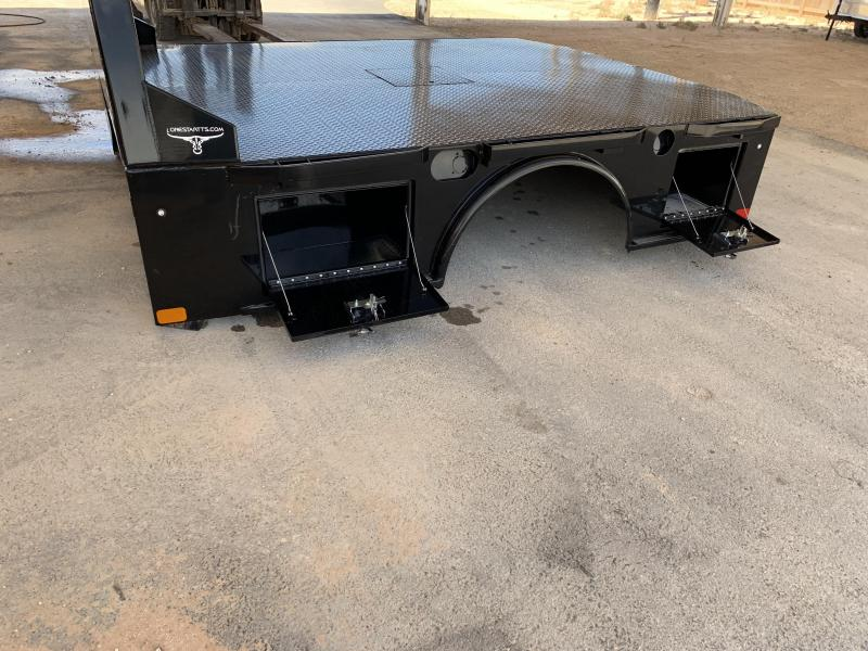 2019 CM Skirted Flatbed