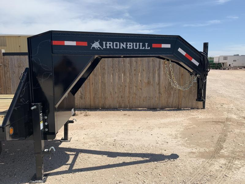 2019 IronBull Flatbed Gooseneck