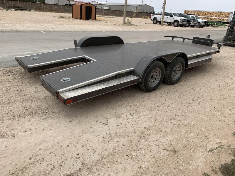 2019 East Texas Car Hauler Trailer