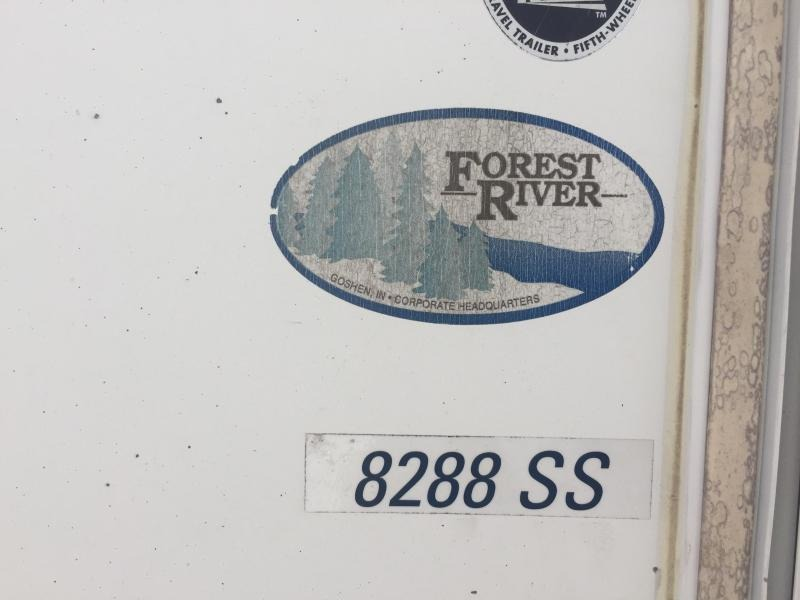 2007 Forest River Inc. Rockwood Signature Travel Trailer