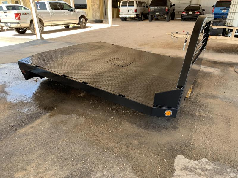 2019 Norstar Smooth Rail Flatbed