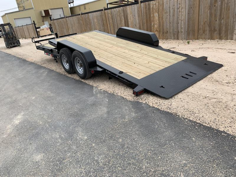 2019 Iron Bull Tilt Deck Trailer