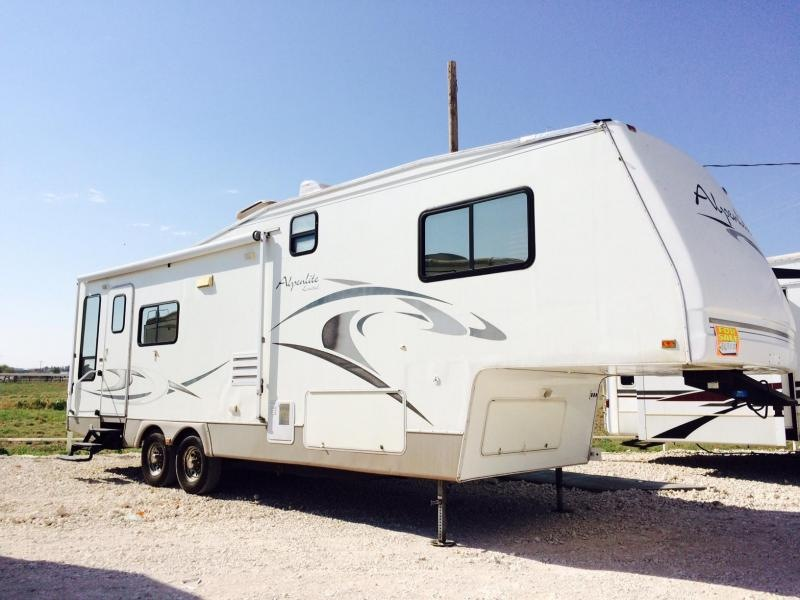 2004 Alpenlite Limited Augusta Travel Trailer