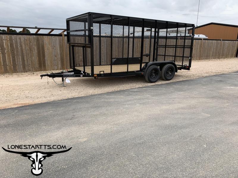 2019 East Texas Trash Trailer  in Ashburn, VA