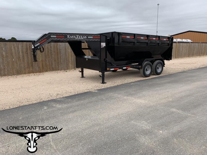 2019 East Texas Gooseneck Roll Off Dump Trailer in Ashburn, VA