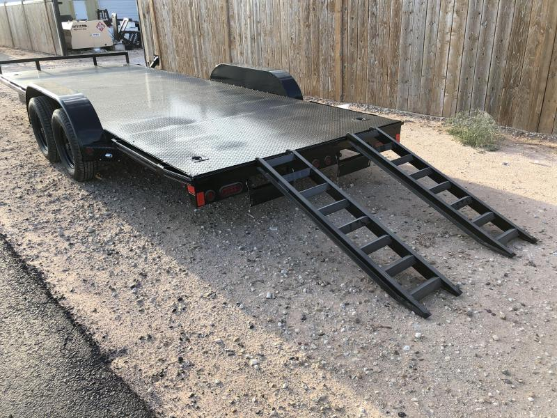 2020 East Texas Equipment Trailer