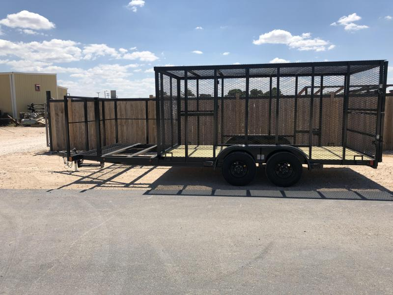 2020 East Texas Combo Trailer