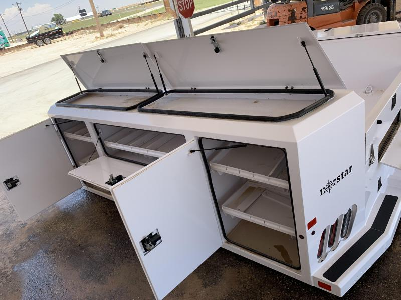 2018 Norstar Service Bed
