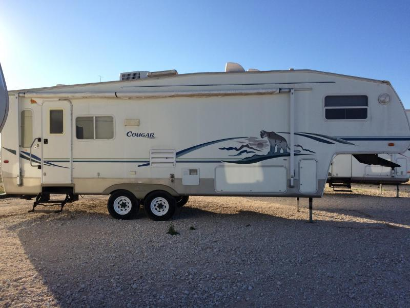 2004 Keystone RV COUGAR 285EFS Travel Trailer