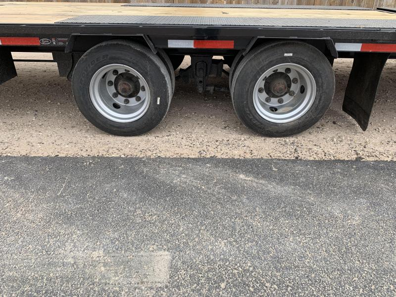 2019 East Texas Flatbed Trailer