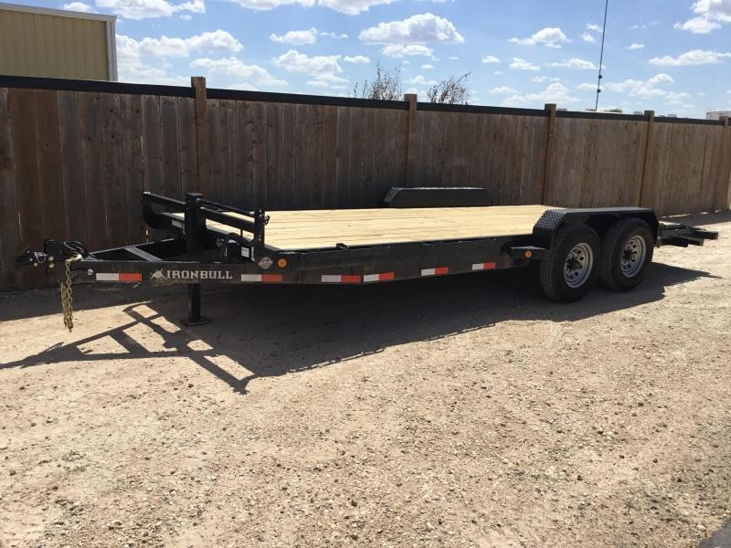 2018 Norstar Bumper Pull Equipment Trailer