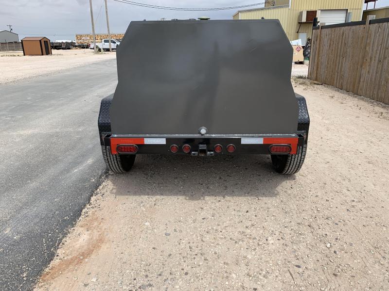 2019 East Texas Fuel Trailer