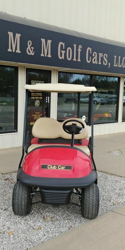 2014 Club Car Precedent Gas Golf Car