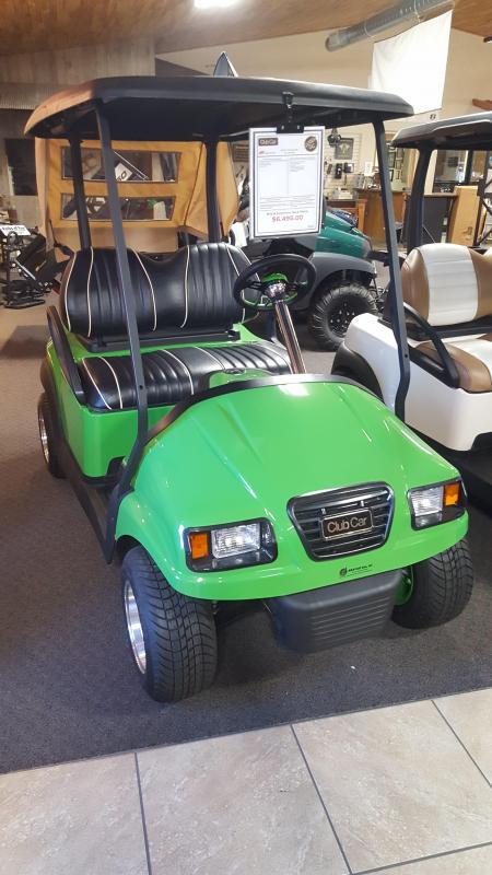 2012 Club Car Phantom Gas Golf Cart