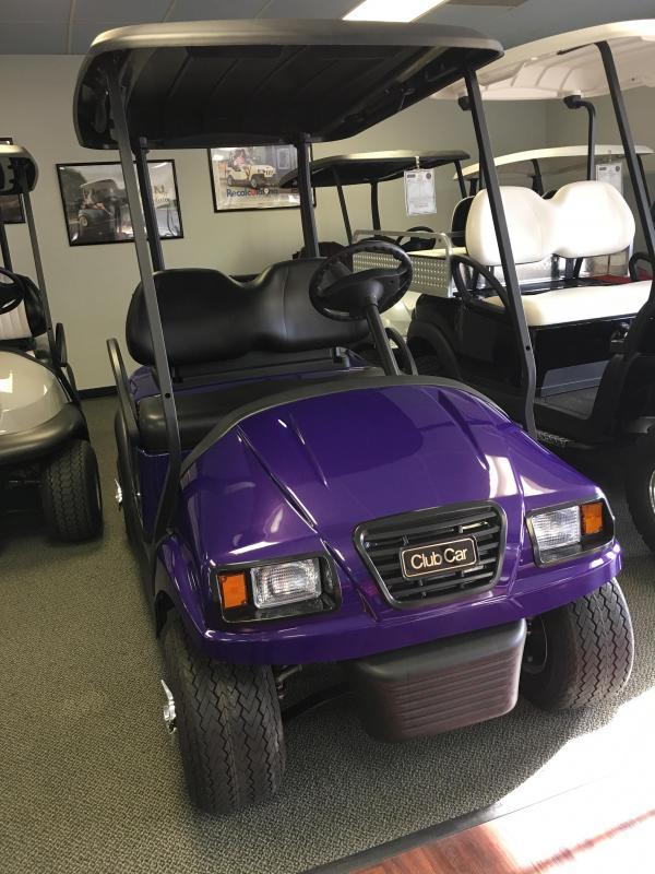 2012 Club Car Precedent - Gas Golf Cart