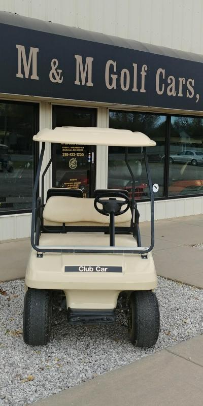 2007 Club Car DS 4 passenger Electric Golf Car