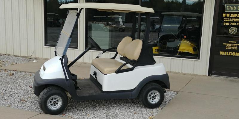 2013 Club Car Precedent Gas Golf Car