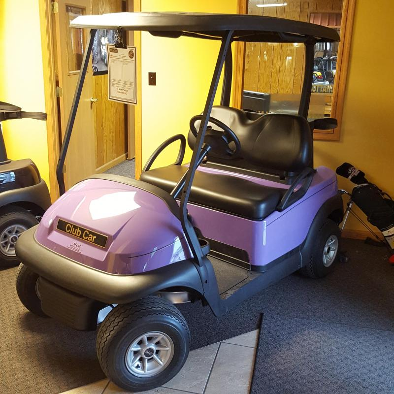 2013 Club Car Precedent Gas Golf Car