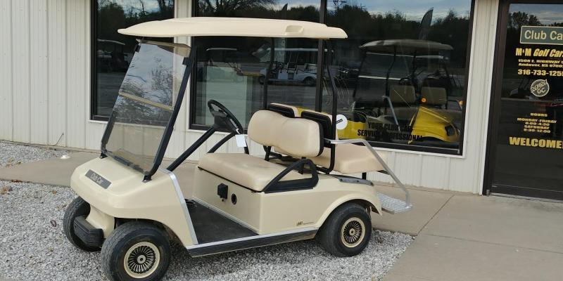 2007 Club Car DS 4 passenger Golf Car