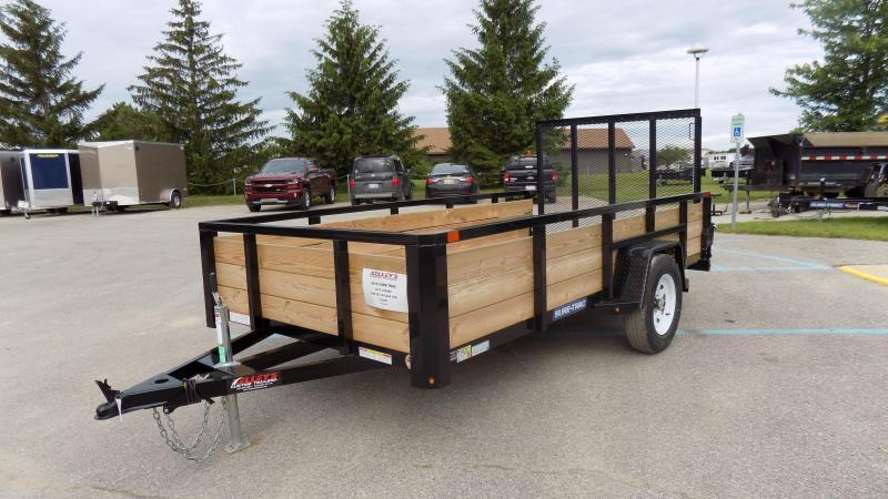 2019 Sure-Trac 5x10 3 Board 3k Utility Trailer